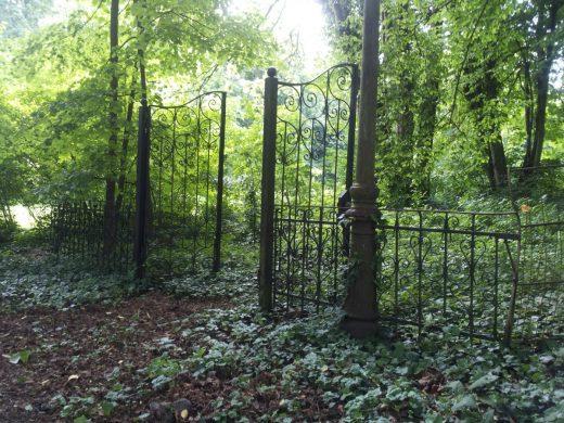Das Tor und der Wald als Symbol für den Zugang zum Unbewussten und den Traeumen